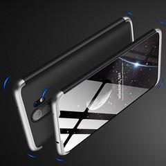 Xiaomi Redmi Note 8 Pro чехол противоударный 360 (Marina Belova) Tags: xiaomi redmi note 8 pro 360 чехол case cover серебрянный черный противоударный матовый printofonru