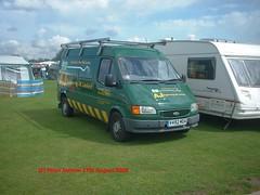 V492 MDA (Peter Jarman 43119) Tags: lincolnshire steam rally 2008