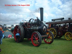 WR 6553 (Peter Jarman 43119) Tags: lincolnshire steam rally 2008