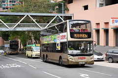 Kowloon Motor Bus AVBE60 NA8894 (Howard_Pulling) Tags: kmb hk hongkong bus buses