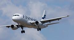 A320 | OH-LXA | ARN | 20130510 (Wally.H) Tags: airbus a320 ohlxa finnair arn essa stockholm arlanda airport