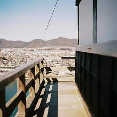 犬山 (soreikea) Tags: 2017 zenzabronica s2 film analog kodak portra160 犬山 犬山城 春の写真部