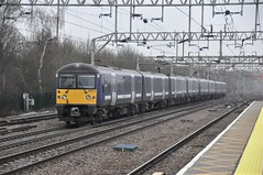 360107 (Service Dolphin) Tags: colchester essex train railway greateranglia emu electric class360