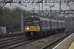 360105 (Service Dolphin) Tags: colchester essex train railway greateranglia emu electric class360
