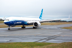 2020_01_25 Boeing 777X First Flight (photoJDL) Tags: 777 7779x 777x 777xfirstflight boeing boeing777 boeing7779x boeing777x jdlmultimedia jeremydwyerlindgren kpae n779xw painefield aircraft airline airplane airport aviation pae