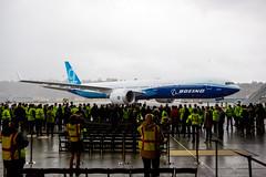 2020_01_25 Boeing 777X First Flight-25 (photoJDL) Tags: 777 7779x 777x 777xfirstflight bfi boeing boeing777 boeing7779x boeing777x boeingfield jdlmultimedia jeremydwyerlindgren kbfi n779xw aircraft airline airplane airport aviation