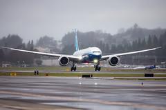 2020_01_25 Boeing 777X First Flight-31 (photoJDL) Tags: 777 7779x 777x 777xfirstflight bfi boeing boeing777 boeing7779x boeing777x boeingfield jdlmultimedia jeremydwyerlindgren kbfi n779xw aircraft airline airplane airport aviation