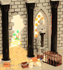 Desert Hideout (Sheo.) Tags: lego moc castle