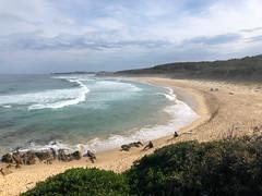 The beaches near Narooma (kram cam) Tags: australia roadtrip newsouthwales victoria beach photo digital iphone