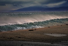 Olas (ZAPIGATA) Tags: olas waterscape water waves cabodegata cielo clouds almeria andalucia europe españa elcaboenfotos zapigata