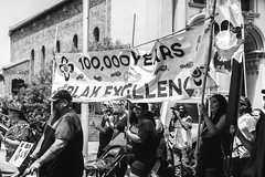 Blak Excellence (Leighton Wallis) Tags: sony alpha a7r mirrorless ilce7r 55mm f18 emount newcastle nsw newsouthwales australia invasionday firstnations aboriginal aborigine protest changethedate