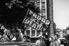 Proud & Deadly (Leighton Wallis) Tags: sony alpha a7r mirrorless ilce7r 55mm f18 emount newcastle nsw newsouthwales australia invasionday firstnations aboriginal aborigine protest changethedate