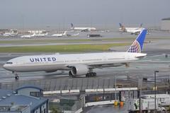 N2639U (LAXSPOTTER97) Tags: united airlines boeing 777 777300er n2639u cn 62650 ln 1486 aviation airport airplane ksfo
