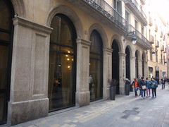 Carrer Sant Pau 14.JPG (vicens2) Tags: barcelona ciutatvella raval edifici tipologia noucentisme catalunya espanya