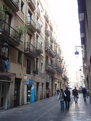 Carrer Sant Pau 10.JPG (vicens2) Tags: barcelona ciutatvella raval edifici tipologia noucentisme catalunya espanya