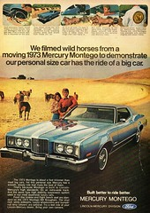 1973 Mercury Montego Hardtop Ford USA Original Magazine Advertisement (Darren Marlow) Tags: 1 3 7 9 19 73 1973 m mercury montego h hardtop f ford c carcool collectible collectors classic a automobile v vehicle u s us usa united states american america 70s