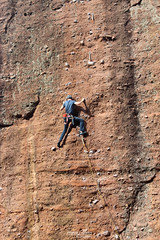 Rock Climber (hot_toemales) Tags: pinnacles national park jan 2020