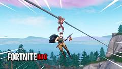 Fortnite Ziplines Now Vaulted (Fortnite Info) Tags: fortnite info news
