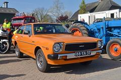 1977 Toyota Corolla Liftback 88-YA-37 (Stollie1) Tags: 1977 toyota corolla liftback 88ya37 ederveen