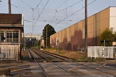 Parramatta Road Level Crossing, Granville, Sydney, NSW. (dunedoo) Tags: granville carlingfordline sydney nsw newsouthwales australia nikond7200