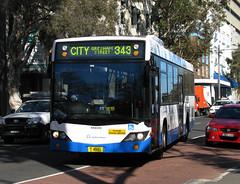 Bus 4841, Surry Hills, Sydney, NSW. (dunedoo) Tags: sydneybuses surryhills sydney nsw newsouthwales australia canonsx1101