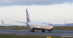 Boeing 737-800 Aeroflot (Moments de Capture) Tags: boeing 737800 b737 737 aeroflot vpbkk aircraft plane avion aeroport airport spotting lfpg cdg roissy charlesdegaulle onclejohn canon 5d mark3 5d3 mk3 momentsdecapture