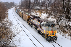CP 7011 TRN 686 Reeseville (sdl39hogger) Tags: cp canadianpacific watertownsub emd electromotivedivision sd70acu cpheritage reeseville wi