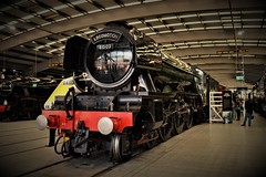 DSC00069 (2) (tonywinward2) Tags: shildon railway museum locomotion locomotive loco north east county durham steam old rail rails uk united kingdom great britain british flying scotsman iconic icon