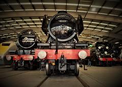 DSC00068 (2) (tonywinward2) Tags: shildon railway museum locomotion locomotive loco north east county durham steam old rail rails uk united kingdom great britain british flying scotsman iconic icon