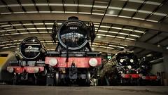 DSC00065 (2) (tonywinward2) Tags: shildon railway museum locomotion locomotive loco north east county durham steam old rail rails uk united kingdom great britain british flying scotsman iconic icon