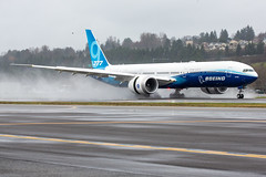2020_01_25 Boeing 777X First Flight-24 (photoJDL) Tags: 777 7779x 777x 777xfirstflight bfi boeing boeing777 boeing7779x boeing777x boeingfield jdlmultimedia jeremydwyerlindgren kbfi n779xw aircraft airline airplane airport aviation