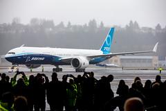 2020_01_25 Boeing 777X First Flight-36 (photoJDL) Tags: 777 7779x 777x 777xfirstflight bfi boeing boeing777 boeing7779x boeing777x boeingfield jdlmultimedia jeremydwyerlindgren kbfi n779xw aircraft airline airplane airport aviation