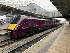 EMR 222 104 @Derby (Kris Davies (megara_rp)) Tags: derby dby derbyshire railway station trains emr 222