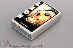 Zippo Movie Besson 1998-06 F-XIV Léon 1994 Leon by Luc Besson with Jean Reno, Gary Oldman, Natalie Portman Reg 200 Brushed Chrome (Pastis57) Tags: collection zippo pastis57 pastis pascal tissier lighter accendino feuerzeug mechero briquet zippoライター cigarette 打火机 upaljač 打火機 легче ljusare tändare cinéma kino movie film cinema hollywood studio actor acteur star production luc besson léon leon jean reno gary oldman natalie portman