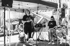 Amy Thunig (Leighton Wallis) Tags: sony alpha a7r mirrorless ilce7r 55mm f18 emount newcastle nsw newsouthwales australia invasionday firstnations aboriginal aborigine protest changethedate