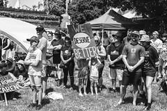 We Deserve Better (Leighton Wallis) Tags: sony alpha a7r mirrorless ilce7r 55mm f18 emount newcastle nsw newsouthwales australia invasionday firstnations aboriginal aborigine protest changethedate