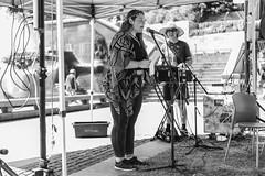 Singer (Leighton Wallis) Tags: sony alpha a7r mirrorless ilce7r 55mm f18 emount newcastle nsw newsouthwales australia invasionday firstnations aboriginal aborigine protest changethedate