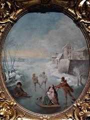 El Invierno (1725). Jean-Baptiste Pater. Museu Nacional d'Art de Catalunya. Winter (Antonio Ventaja) Tags: paisaje pintura landscape museo barcelona museunacionaldartdecatalunya