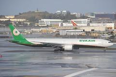 B-16729 (LAXSPOTTER97) Tags: eva air boeing 777 777300er b16729 cn 61601 ln 1427 aviation airport airplane ksfo