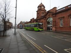 Photo of 118 YX67 UXY Nottingham 23.01.2020