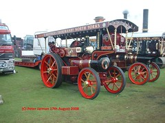 VN 2094 (Peter Jarman 43119) Tags: lincolnshire steam rally 2008