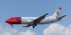B737 | LN-KKL | ARN | 20130510 (Wally.H) Tags: boeing 737 boeing737 b737 lnkkl norwegian arn essa stockholm arlanda airport