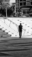 SIlhouette (Chris (a.k.a. MoiVous)) Tags: streetphotography citywestprecinct adelaidecbd streetlife