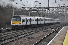 321423 (Service Dolphin) Tags: colchester essex train railway greateranglia emu electric class321