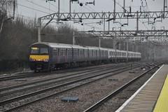 321419 (Service Dolphin) Tags: colchester essex train railway greateranglia emu electric class321