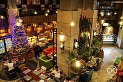 Manila: Old HSBC Building (now Grand Cafe 1919) Interior (Prinsipe Royce PH) Tags: hongkongshanghaibankingcorporation hsbc building grandcafe1919 binondo manila philippines oldmanila coffee shop history philippinehistory