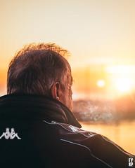 Smoking in the sunset (EvNikolas Photography) Tags: winter calm europe evnikolasphotography golden goldenhour greece island neoklimaelios nikolasevaggelinos nikon nikond3200 photography portrait sea skopelos sky sun sunset travel vacation village