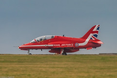 Red Arrows (Articdriver) Tags: royalairforce raf scampton lincolnshire lincoln display redarrows hawk aircraft jet sky greatbritain uk