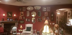 January 25, 2020 (17) (gaymay) Tags: california desert gay love palmsprings riversidecounty coachellavalley sonorandesert mirrors pictures fireplace chair frames