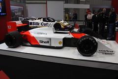 McLaren 1988 MP4-4 Ex Ayrton Senna (Boblovel) Tags: autosport international 2020